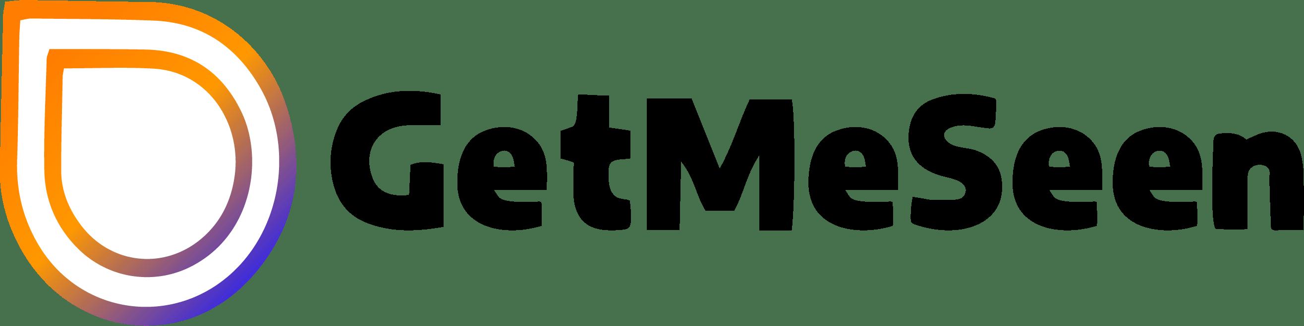 GetMeSeen Logo