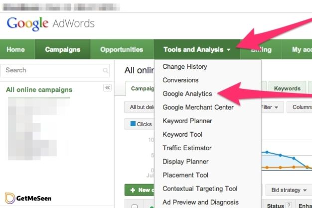 How To Unlink Google Ads Account From Google Analytics Account?